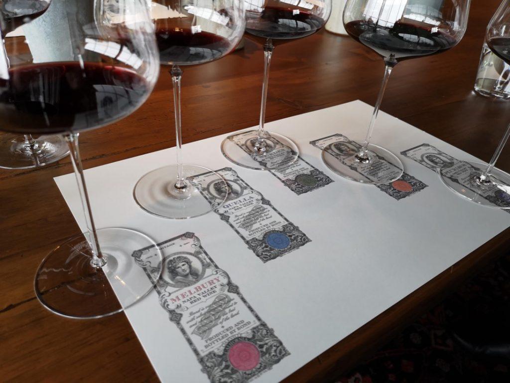 vins de liaison.