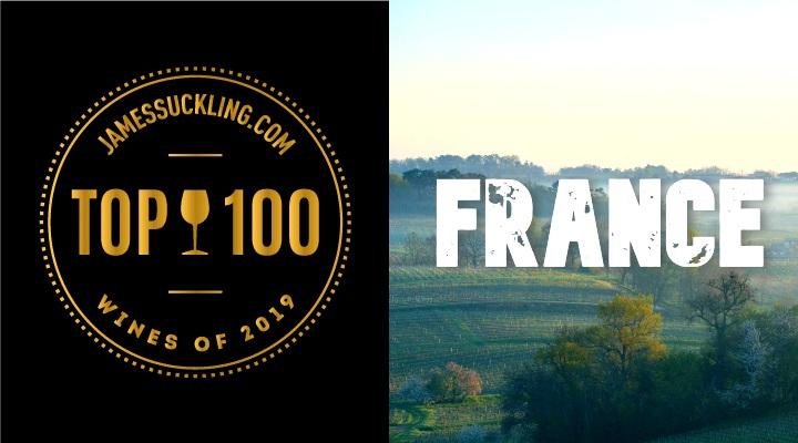 Top 100 Wines of France 2019 - JamesSuckling com