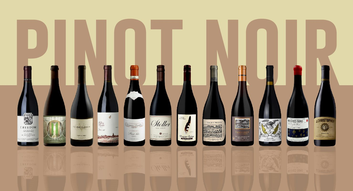 Great Value Wines: 12 Willamette Valley Pinot Noirs for Under $40