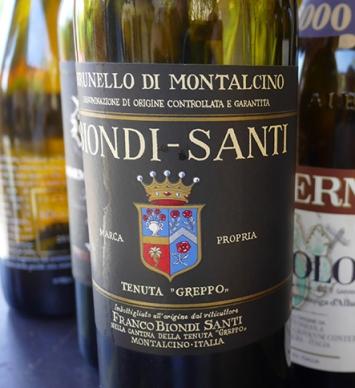 1997 Biondi-Santi Brunello di Montalcino Riserva