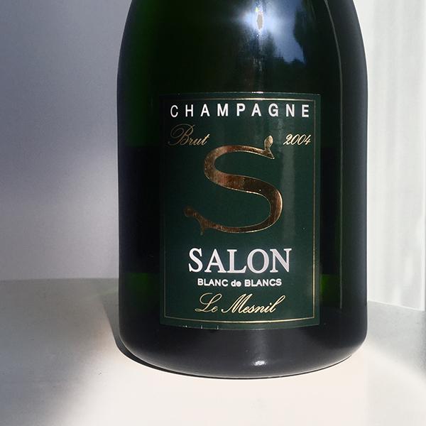 Tasting Of Champagne Salon\'s Latest 2004 Vintage